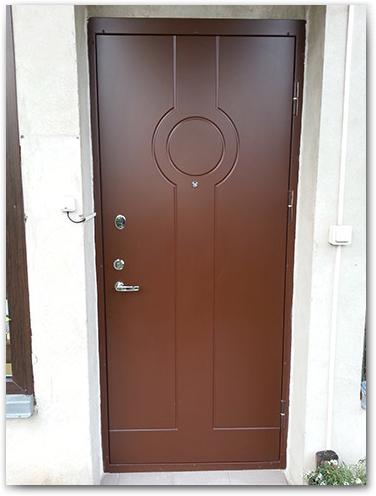 šarvuotos standart namo durys kaune