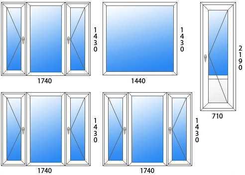 plastikiniai langai kaune kaina 1