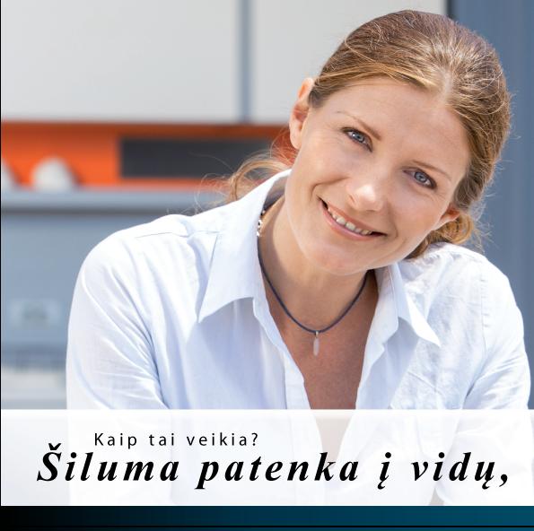 Plastikiniai langai Vilniuje akcijos