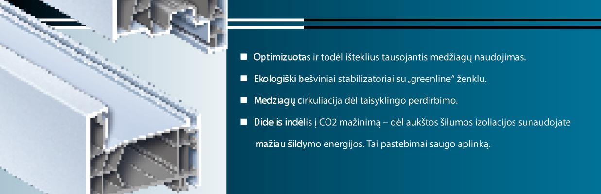 Plastikiniai langai Vilniuje išpardavimas